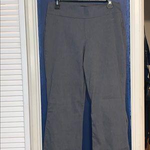 Grey dress pants